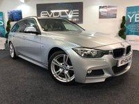 2014 BMW 3 SERIES 2.0 320D M SPORT TOURING 5d 181 BHP £SOLD