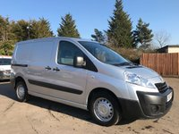 2015 PEUGEOT EXPERT 1.6 HDI 1000 L1H1 PROFESSIONAL WITH VERY LOW MILEAGE EXAMPLE £7750.00