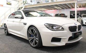 2014 BMW M6 4.4 M6 GRAN COUPE 4d AUTO 560 BHP £34955.00