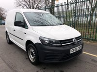 USED 2016 66 VOLKSWAGEN CADDY 2.0 C20 TDI STARTLINE 1d 101 BHP All Vehicles with minimum 6 months Warranty, Van Ninja Health Check and cannot be beaten on price!