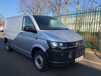USED 2017 67 VOLKSWAGEN TRANSPORTER 2.0 T28 TDI P/V STARTLINE BMT 1d 101 BHP All Vehicles with minimum 6 months Warranty, Van Ninja Health Check and cannot be beaten on price!