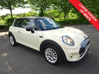 2014 MINI HATCH COOPER