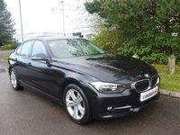 2012 BMW 3 SERIES 2.0 320D SPORT 4d 184 BHP £9290.00