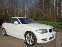 2011 BMW 1 SERIES 2.0 118D SPORT 2d 141 BHP £6990.00