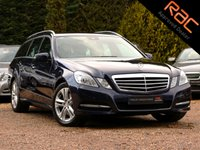 USED 2011 11 MERCEDES-BENZ E CLASS 2.1 E250 CDI BLUEEFFICIENCY AVANTGARDE 5d AUTO 204 BHP