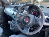 USED 2012 12 FIAT 500 0.9 TWINAIR PLUS 3d 85 BHP FSH+Just Serviced+New MOT