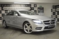USED 2012 12 MERCEDES-BENZ CLS CLASS 3.0 CLS350 CDI SPORT AMG 4d AUTO 265 BHP IMMACULATE LOW MILEAGE EXAMPLE WITH FULL MERCEDES SERVICE HISTORY . FULLY LOADED WITH BIG SPEC.