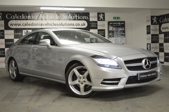2012 MERCEDES-BENZ CLS CLASS 3.0 CLS350 CDI SPORT AMG 4d AUTO 265 BHP £15488.00