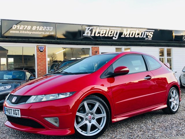 HONDA CIVIC at Kiteley Motors