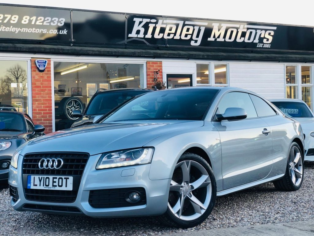 2010 Audi A5 Tdi S Line Special Edition 9495