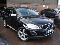 USED 2011 60 VOLVO XC60 2.4 D5 R-DESIGN AWD 5d AUTO 205 BHP ANY PART EXCHANGE WELCOME, COUNTRY WIDE DELIVERY ARRANGED, HUGE SPEC