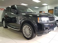 2011 LAND ROVER RANGE ROVER SPORT 3.0 TDV6 SE 5d AUTO+SERVICE HISTORY+JUST BEEN SERVICED+ £12790.00