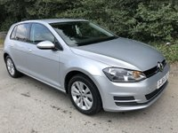 USED 2014 64 VOLKSWAGEN GOLF 1.4 SE TSI BLUEMOTION TECHNOLOGY DSG 5d AUTO 120 BHP