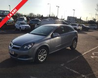 USED 2010 10 VAUXHALL ASTRA 1.4 SRI 3d 88 BHP NO DEPOSIT AVAILABLE, DRIVE AWAY TODAY!!