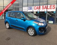 USED 2011 11 CITROEN C3 PICASSO 1.6 PICASSO VTR PLUS HDI 5d 90 BHP NO DEPOSIT AVAILABLE, DRIVE AWAY TODAY!!