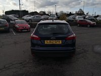 USED 2012 62 FORD FOCUS 1.6 ZETEC 5d AUTO 124 BHP NO DEPOSIT AVAILABLE, DRIVE AWAY TODAY!!