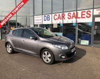 USED 2011 11 RENAULT MEGANE 1.6 DYNAMIQUE TOMTOM VVT 5d 110 BHP NO DEPOSIT AVAILABLE, DRIVE AWAY TODAY!!