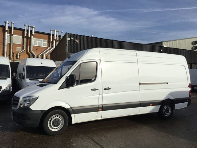 360e5fdd83d8f1 2016 16 MERCEDES-BENZ SPRINTER 2.1 313CDI LWB HIGH ROOF 130BHP MERC  WARRANTY 06 2019