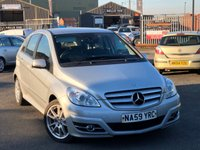 USED 2009 59 MERCEDES-BENZ B CLASS 2.0 B180 CDI SPORT 5d 109 BHP *ONE OWNER, 6 MERCEDES SERVICE REPORTS, MUST SEE!*