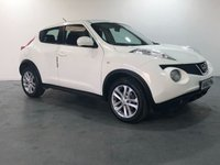 USED 2013 63 NISSAN JUKE 1.6 ACENTA 5d AUTO 117 BHP EXCELLENT FULL UPTO DATE S/HISTORY
