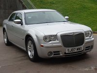USED 2007 07 CHRYSLER 300C 3.0 CRD RHD 4d AUTO 218 BHP 1 PREVIOUS KEEPER *  LEATHER TRIM *  PARKING AID *  MOT JANUARY 2020 * SERVICE RECORD *