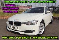2012 BMW 3 SERIES 2.0 318D SE 4d 141 BHP £8995.00
