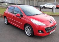USED 2011 61 PEUGEOT 207 1.6 HDI ALLURE 5d 92 BHP 3 Months National Warranty - 1 Years MOT and Service for New Owner