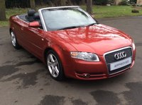 USED 2006 06 AUDI A4 1.8 T SPORT 2d 161 BHP Just arrived ready for the summer