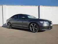 2014 AUDI A6 2.0 TDI S LINE BLACK EDITION 4d AUTO 175 BHP £14980.00