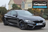 USED 2015 15 BMW M4 3.0 M4 2d AUTO 426 BHP HEADS UP HARMON KARDON RED LEATHER SEATS