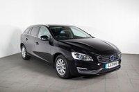 2013 VOLVO V60 2.4 D5 SE LUX NAV 5d AUTO 212 BHP £11482.00