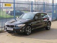 2016 BMW 1 SERIES 1.5 116D SPORT 5d 114 BHP £11795.00