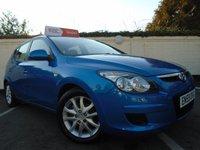2010 HYUNDAI I30 1.4 COMFORT 5d 108 BHP £3899.00