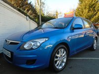 USED 2010 59 HYUNDAI I30 1.4 COMFORT 5d 108 BHP GUARANTEED TO BEAT ANY 'WE BUY ANY CAR' VALUATION ON YOUR PART EXCHANGE