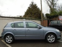 USED 2008 08 VAUXHALL ASTRA 1.4 BREEZE 5d 90 BHP GUARANTEED TO BEAT ANY 'WE BUY ANY CAR' VALUATION ON YOUR PART EXCHANGE