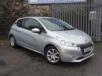 USED 2013 13 PEUGEOT 208 1.4 ACTIVE HDI 3d 68 BHP