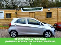 USED 2011 61 KIA PICANTO 1.0 1 AIR 5d 68 BHP This lovely little silver Picanto. Is a excellent first car, with free tax, cheap insurance and costing almost nothing to run as it does 67.3 mpg average. This would be great as a first car, it has 5 door, air conditioning, great cup holders that fold away. We will even give this car with a full tank of fuel to set you off with. Bringing those running costs down even more for the first few weeks.