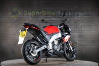 USED 2017 17 APRILIA TUONO 125 - NATIONWIDE DELIVERY, USED MOTORBIKE. GOOD & BAD CREDIT ACCEPTED, OVER 600+ BIKES IN STOCK