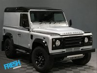 USED 2011 61 LAND ROVER DEFENDER 90 2.4 TD HARD TOP * Low Rate Finance