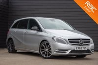 USED 2013 63 MERCEDES-BENZ B CLASS 1.8 B200 CDI BLUEEFFICIENCY SPORT 5d AUTO 136 BHP £0 DEPOSIT BUY NOW PAY LATER - FULL MERCEDES S/H - NAVIGATION