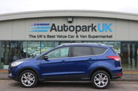 USED 2014 64 FORD KUGA 2.0 TITANIUM TDCI 5d 138 BHP LOW DEPOSIT OR NO DEPOSIT FINANCE AVAILABLE