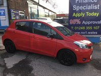2014 TOYOTA YARIS 1.4 D-4D ICON PLUS 5d 90 BHP, only 83000 miles £5495.00
