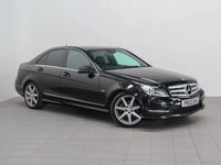 2012 MERCEDES-BENZ C-CLASS 2.1 C250 CDI BLUEEFFICIENCY SPORT 4d AUTO 202 BHP £SOLD
