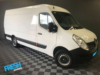 2015 RENAULT MASTER 2.3 MML35 BUSINESS DCI  £9785.00