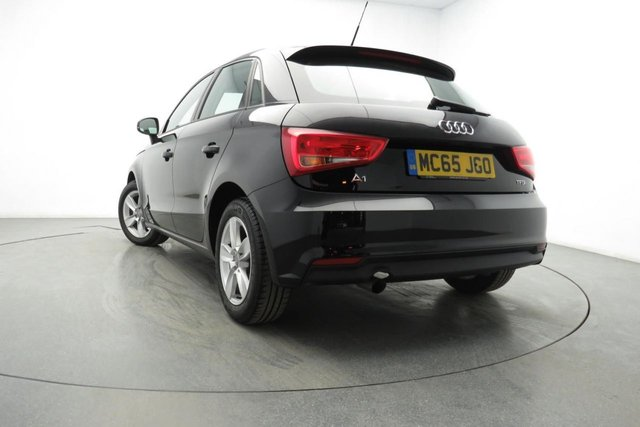 AUDI A1 at Georgesons