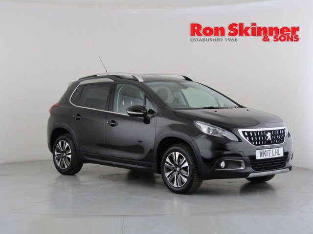 View our 2017 17 PEUGEOT 2008 1.2 PURETECH ALLURE 5d 82 BHP