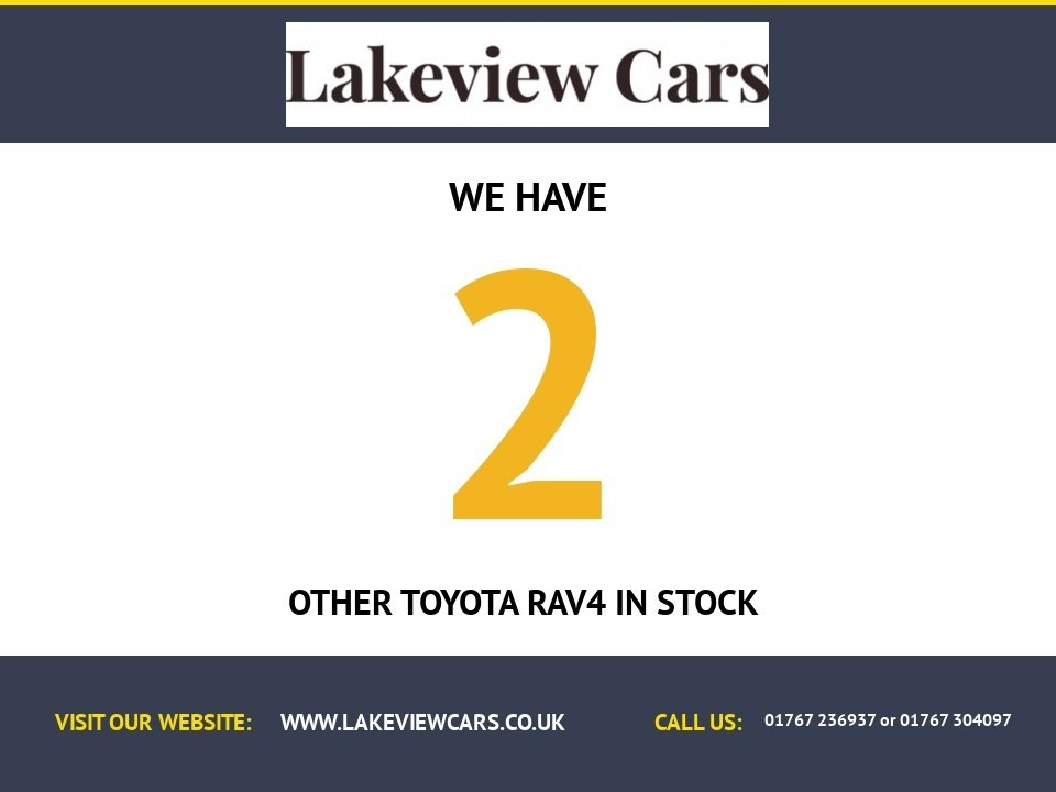 USED 2012 12 TOYOTA RAV4 2.2 XT-R D-4D 5d 150 BHP
