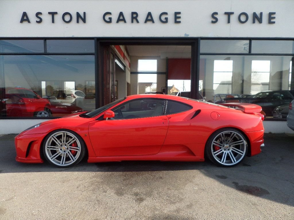 2005 Ferrari 430 Coupe F1 163 79 990