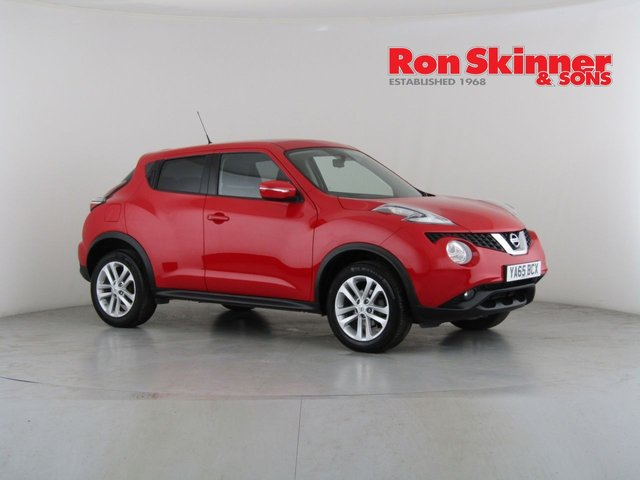 View our 2015 65 NISSAN JUKE 1.5 ACENTA DCI 5d 110 BHP