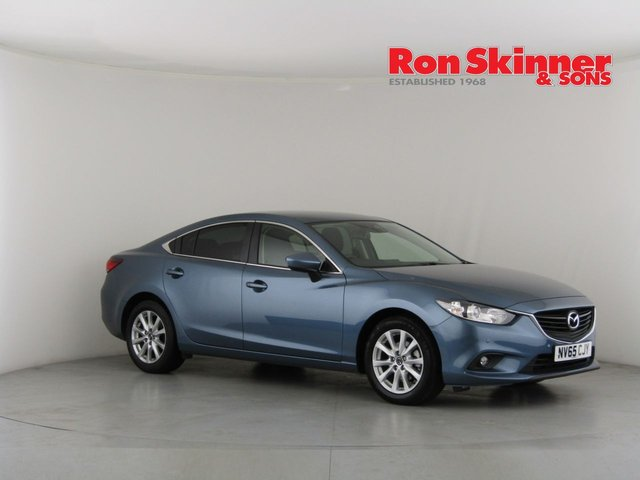 View our 2015 65 MAZDA 6 2.0 SE-L NAV 4d 143 BHP